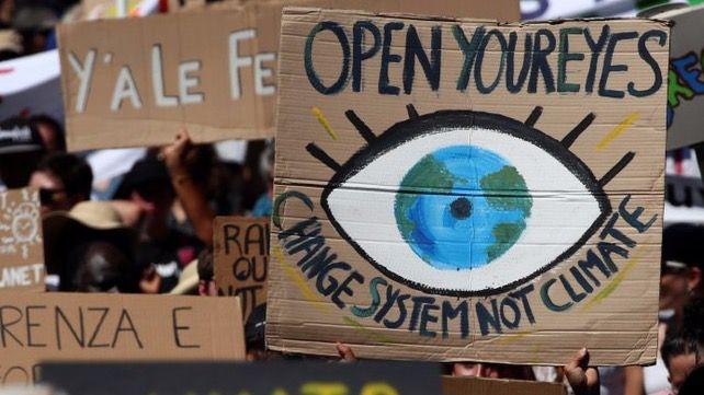 Los jóvenes de Fridays For Future protestan ante las Embajadas de Brasil de todo el mundo por el Amazonas