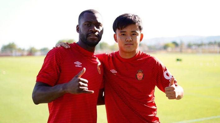 El Mallorca prepara el choque contra la Real Sociedad con Kubo como gran atracción