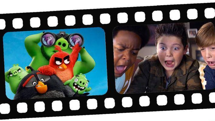 'Angry Birds 2' y 'Chicos buenos' entre los estrenos de cine de esta semana