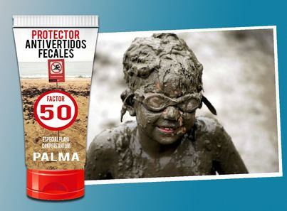 Crema protectora antivertidos fecales