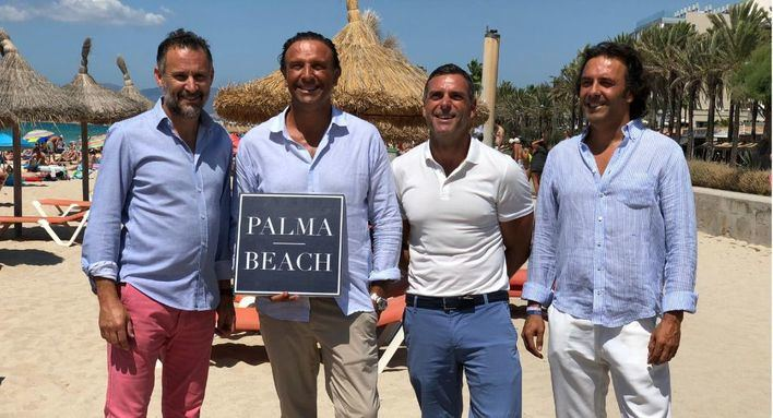 Palma Beach cree que en Playa de Palma 'hay menos incivismo pero queda mucho por hacer'