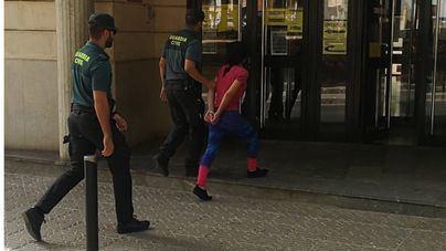 Detenidos tres rumanos por numerosos hurtos en comercios de Mallorca