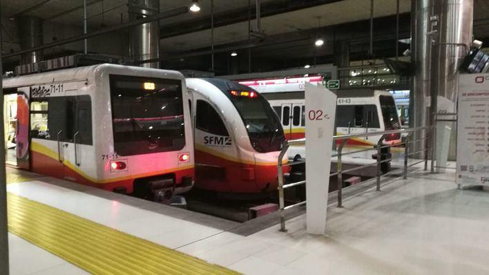 Tren, metro y bus podrán pagarse con tarjeta de crédito