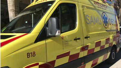 Una madre salva a su bebé de morir ahogada tras caer a una piscina en un hotel de Palma