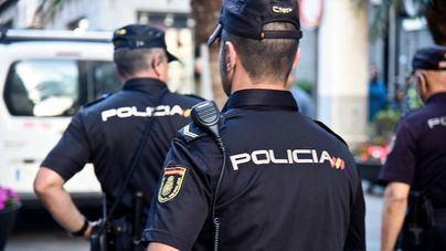 Detenidos dos individuos por robos con violencia a plena luz del día en el centro de Palma