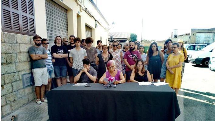 Entidades ciudadanas critican la recalificación de la zona verde Torreflorida como urbanizable