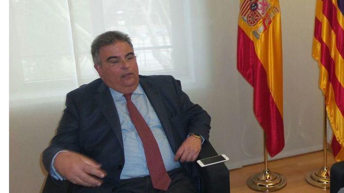 El fiscal jefe de Baleares, última víctima de los dos italianos detenidos por robos con violencia