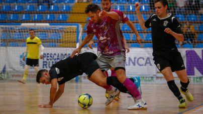 El Palma Futsal encaja su primera derrota en pretemporada frente al O'Parrulo Ferrol