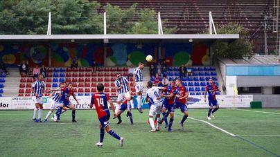 El Atlético Baleares inicia con victoria su camino en la Liga
