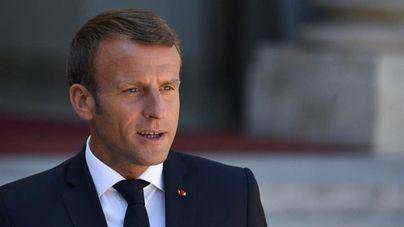 Macron anuncia bajadas de impuestos para estimular el crecimiento económico en Europa