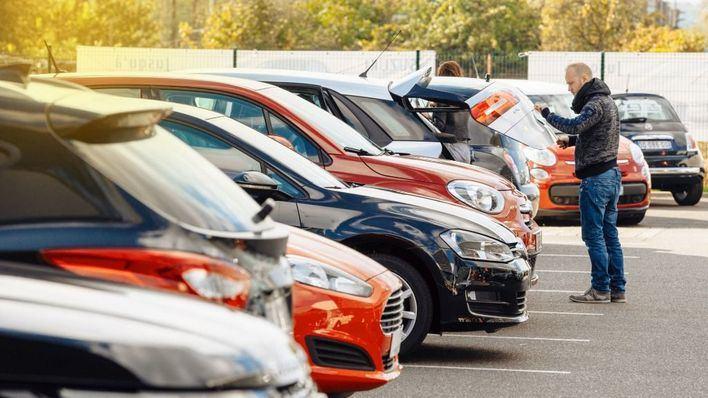 Las ventas de vehículos de ocasión en Baleares crecen un 3,3 por ciento