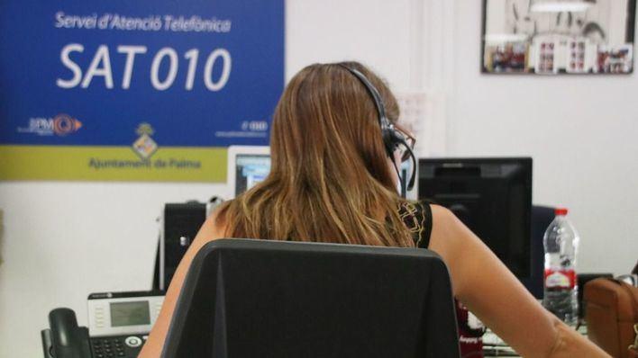 El Servicio de Atención Telefónica al Ciudadano de Cort atiende 28.272 consultas en julio