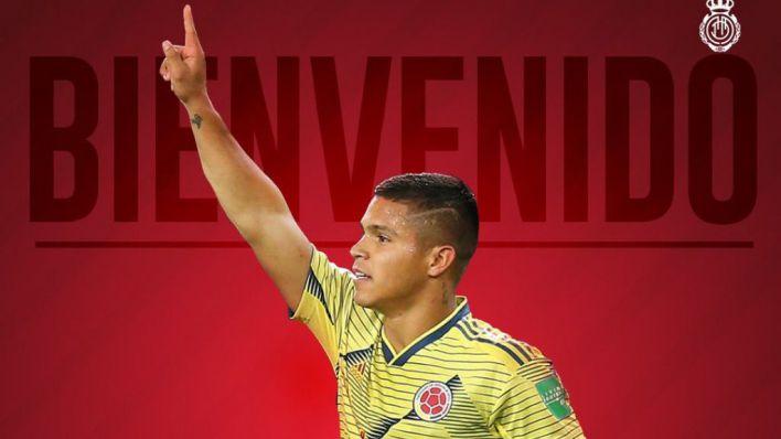 Cucho Hernández jugará cedido en el RCD Mallorca