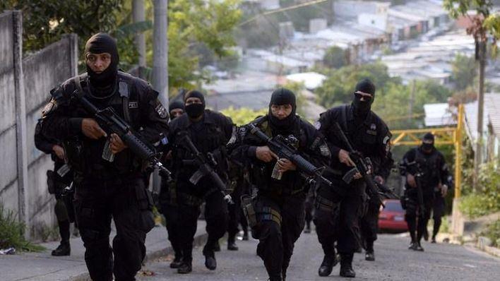 La Policía de El Salvador podría haber