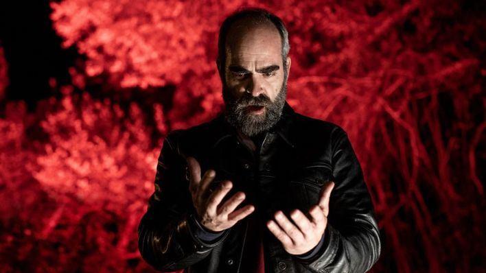 Luis Tosar estrena este viernes 'Quien a hierro mata'