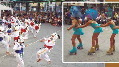 Es Fortí despide el verano con sus 'X Jornadas solidarias y multiculturales'