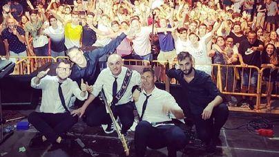 El grupo local Val9 cierra 'Les nits d'estiu d'Alcudiamar'