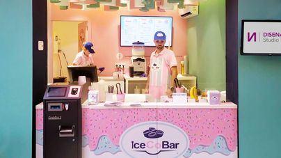 DISENA Studio, el estudio de interiorismo comercial diseña en Mallorca la franquicia de helados ICECOBAR