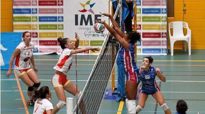 El Trofeo Ciutat de Palma de vóleibol femenino corre peligro