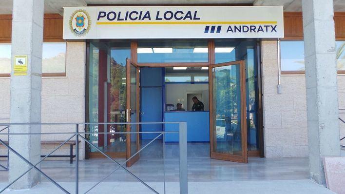 Termina la remodelación del cuartel de la Policía Local de Andratx