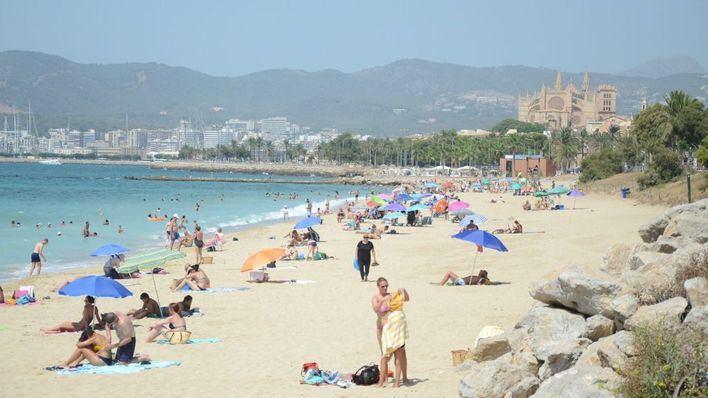 Reabren las playas de Palma cerradas por vertidos de aguas residuales