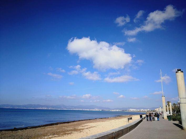 Las temperaturas en Baleares en los meses de otoño serán más cálidas que en años anteriores