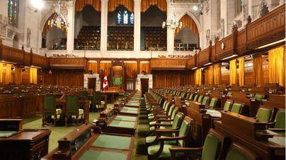 Primeras divisiones tras la suspensión del Parlamento británico