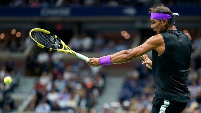 Nadal pasa a tercera ronda del US Open sin jugar