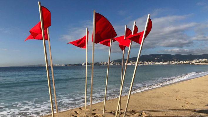 Restauración plantea denunciar a Cort por las pérdidas económicas a causa del cierre de playas