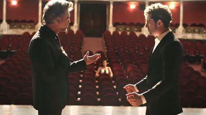 'Abriré la puerta' une a David Bisbal y Alejandro Fernández