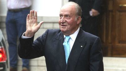 Don Juan Carlos sale del hospital una semana después de su operación de corazón