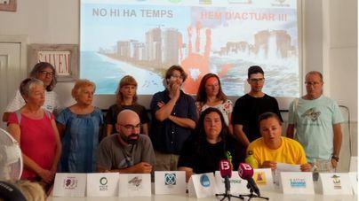 Podemos y entidades ecologistas piden declarar el estado de emergencia climática en Baleares