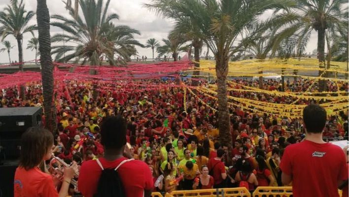 Palma revive este domingo la batalla entre Canamunt y Canavall