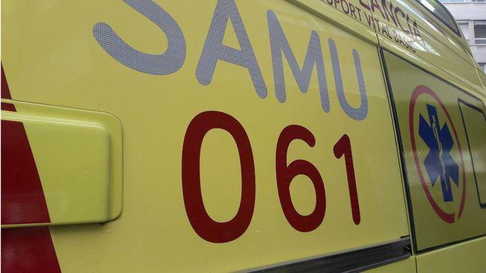 Un choque entre dos motos deja cuatro heridos en Menorca