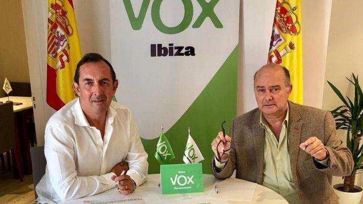 Vox pide frenar el 'efecto llamada' y más medios para 'acabar con las mafias de trata de inmigrantes'