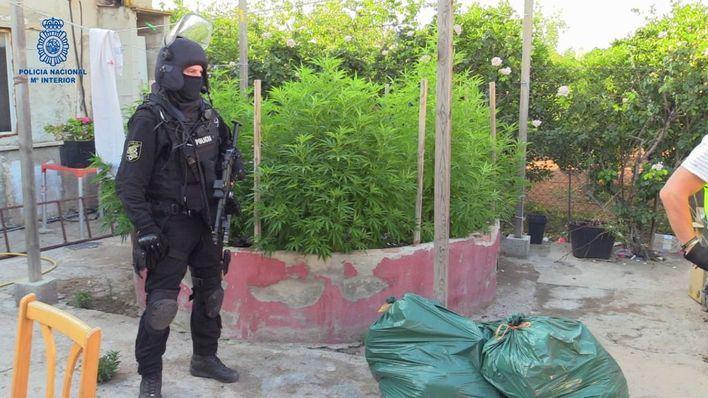 Una operación antidroga en la Part Forana se salda con cuatro detenidos