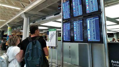 Retrasos generalizados en los vuelos por problemas técnicos en el control aéreo francés