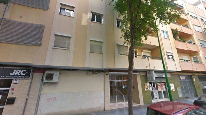 Una mujer de 48 años herida tras precipitarse al patio desde cinco metros en Palma