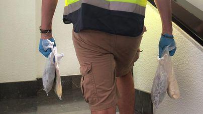 Pasan a disposición judicial los detenidos por suministrar éxtasis en locales y zonas turísticas de Mallorca