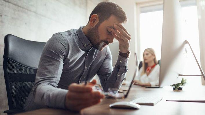 Más del 60 por ciento de los españoles sufre estrés al volver al trabajo tras las vacaciones