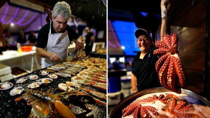 MarisGalicia, la gran fiesta del marisco regresa a Palma