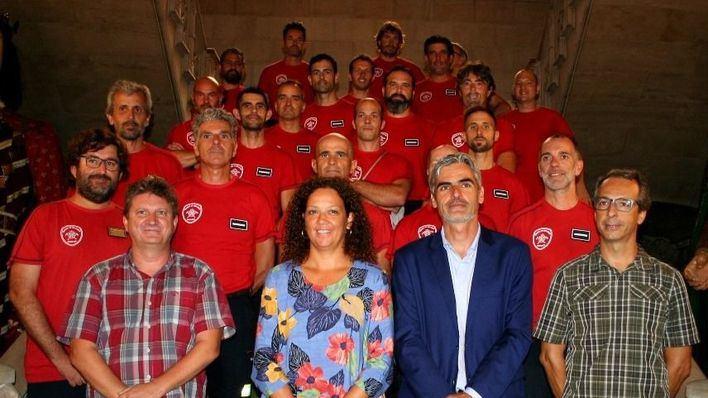 Bombers de Mallorca suman 24 nuevos cabos