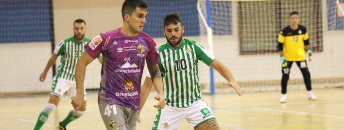 El Palma Futsal se impone al Betis