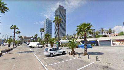 Muere acuchillada una joven de 26 años en el Puerto Olímpico de Barcelona