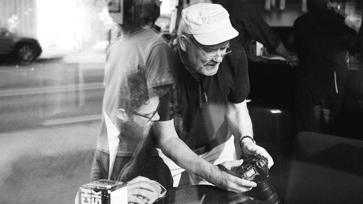 Fallece el prestigioso fotógrafo Peter Lindbergh