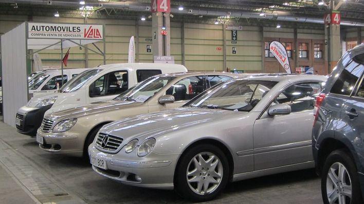 La venta de vehículos usados cae un 7,5 por ciento en Baleares
