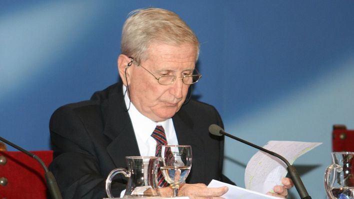 Fallece a los 87 años el doctor Antonio Alastuey, presidente del Col·legi de Metges de 1982 a 1986