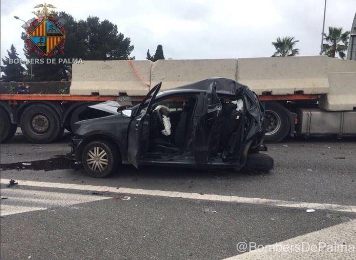 Baleares, entre las autonomías donde aumentaron los fallecidos por accidentes de tráfico