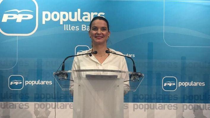 """Prohens: """"Armengol se ha convertido en la Delegada del Gobierno de Sánchez en Baleares"""""""