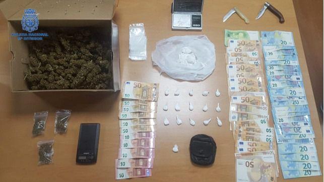 Dos detenidos por vender droga a ancianos en Can Pastilla